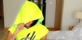 Huddah Monroe Nude Photos 1