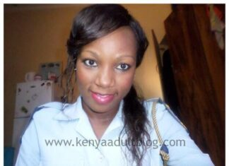 Kenyan Female Police Nude Photos