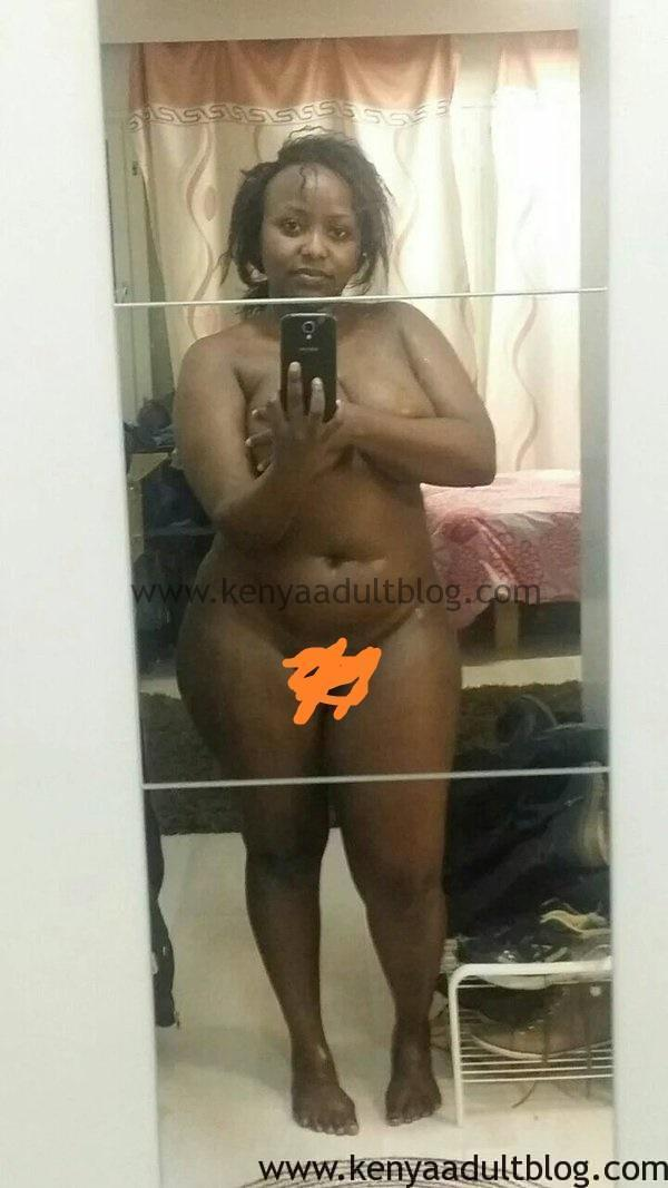 Liz Ndegwa Nude Photos 3