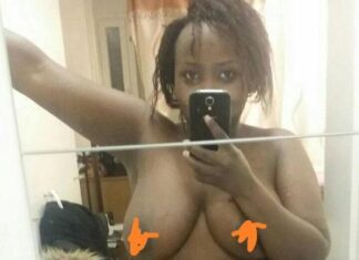 Liz Ndegwa Nude Photos