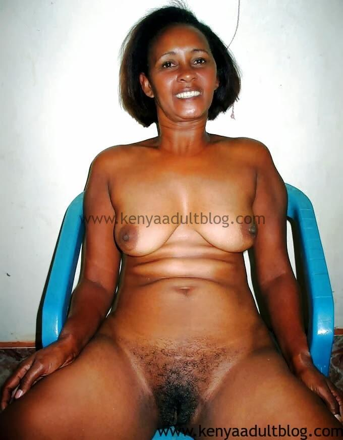 Was kenyan black girls nude are