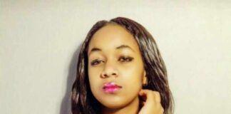 Kenyan Model Vanessa Chettle Nude Photos