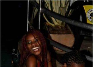 Nairobi Lesbian BBW