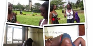 Pussy and Titt Sucking Fest in a Nairobi Hotel