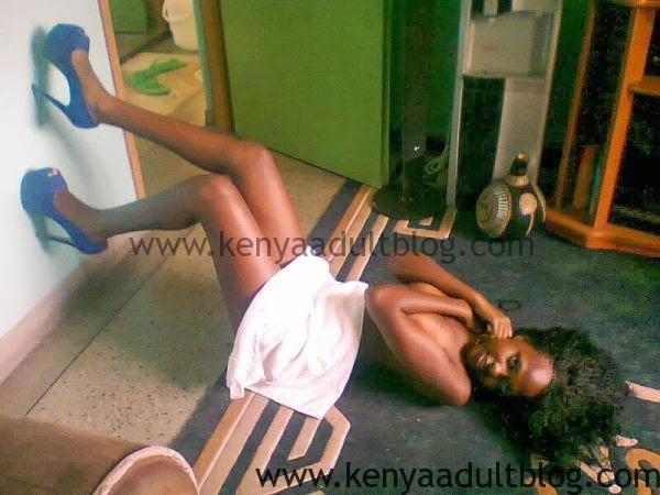 Eva Saida Nairobis Byadesst Socialite Cum Inside Me