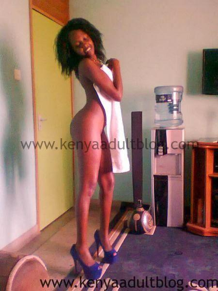 Eva Saida Nude Nairobis Byadesst Socialite in heals