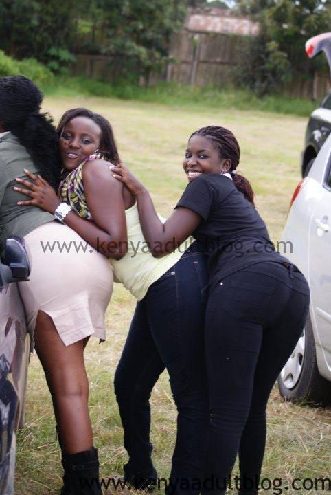 Kenyan Big Booty Ladies