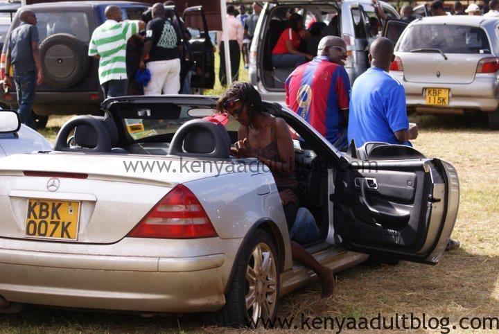 Kenyan Car Sex