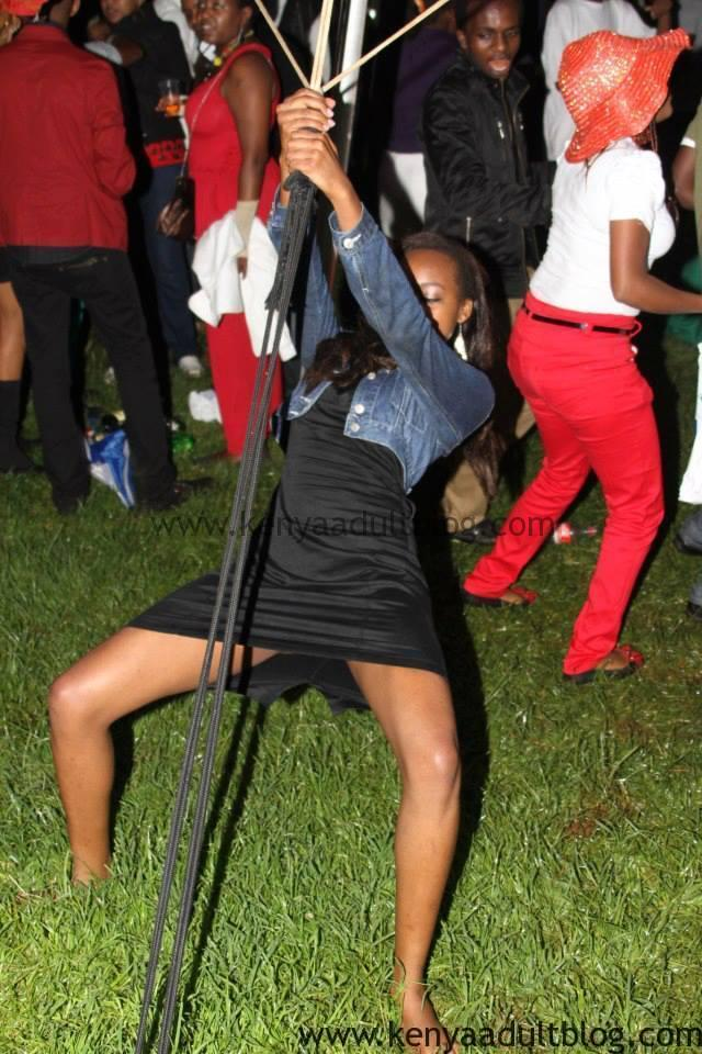 Kenya Pole Dancing