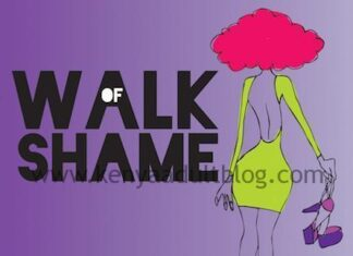 How To Deal With The Walk Of Shame