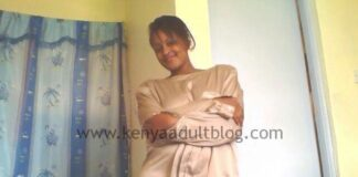Kenyan University Chick Sexy Pics Leaked