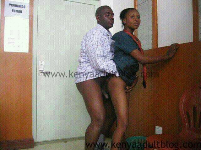 sex in the office Kenya