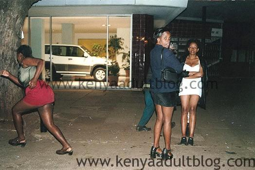 Kenyan Commercial sex workers
