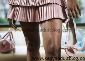 KENYAN 'ADULT ENTERTAINER'