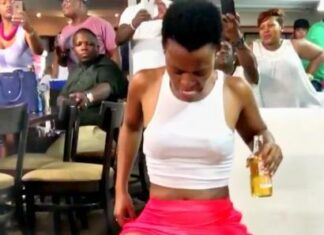 Zodwa Wabantu Pussy Photos Exposed as She Dances