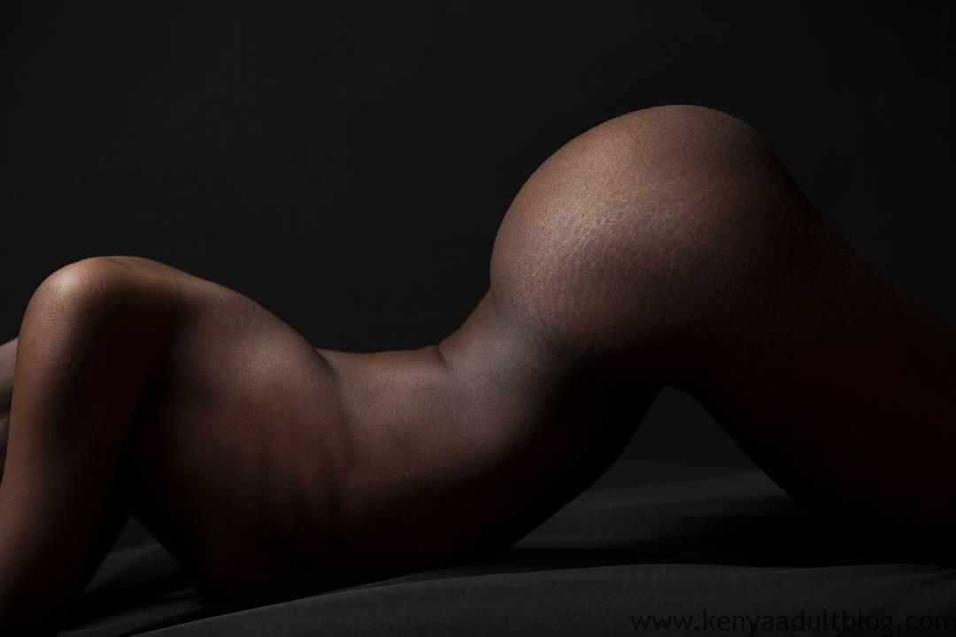 Nude photography in Kenya