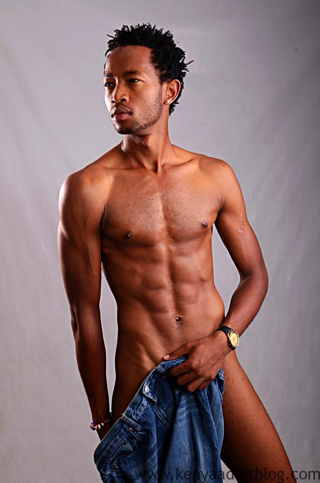 Sexual Photography in Kenya - Kenyan Model, Ephy Saint