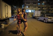 Nairobi Prostitutes at Night