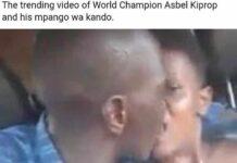 The Trending Video of World Champion Asbel Kiprop and His Mpango Wa Kando