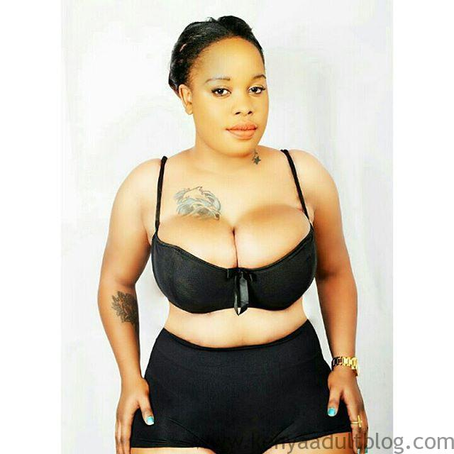 bridget achieng boobs