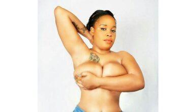 Bridget Achieng Nude Photos; Ebony Socialite Porn Photos
