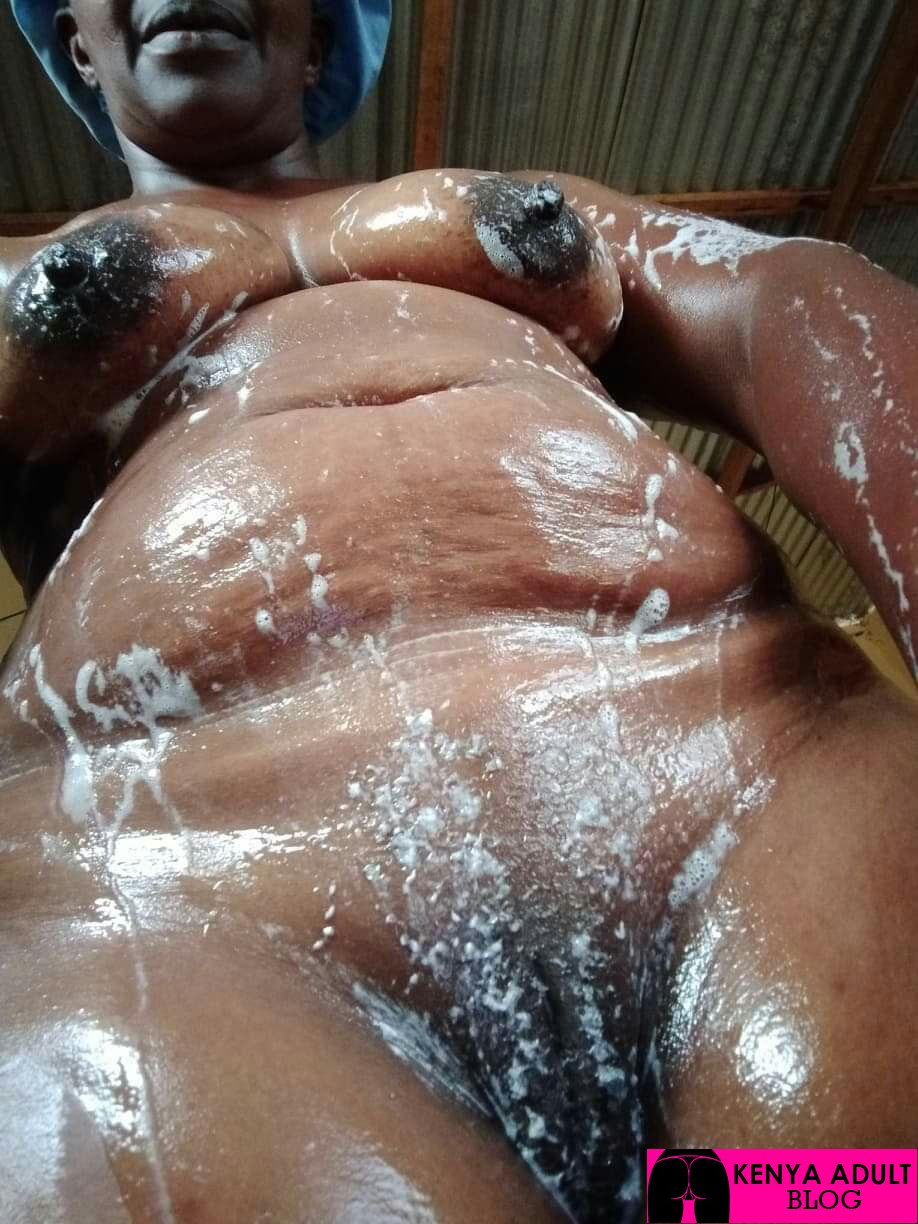 Old Granny Shower Porn