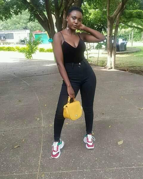Miss Tourism Homabay County Porn: Beth Odek Naked Photos